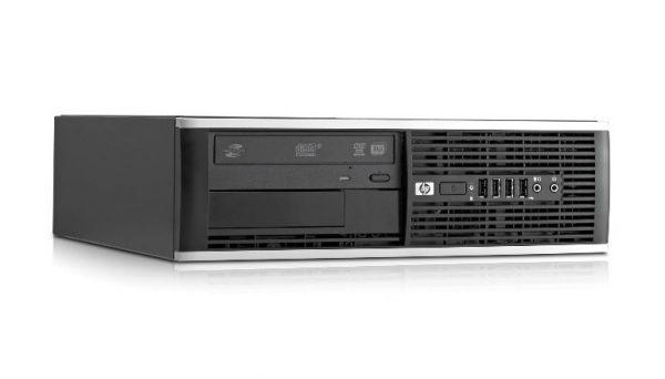 PC PRO 6300 SFF INTEL CORE I3-3220 4GB 500GB WINDOWS 7 PRO - BOX - RICONDIZIONATO - GAR. 12 MESI - PIANURA Informatica