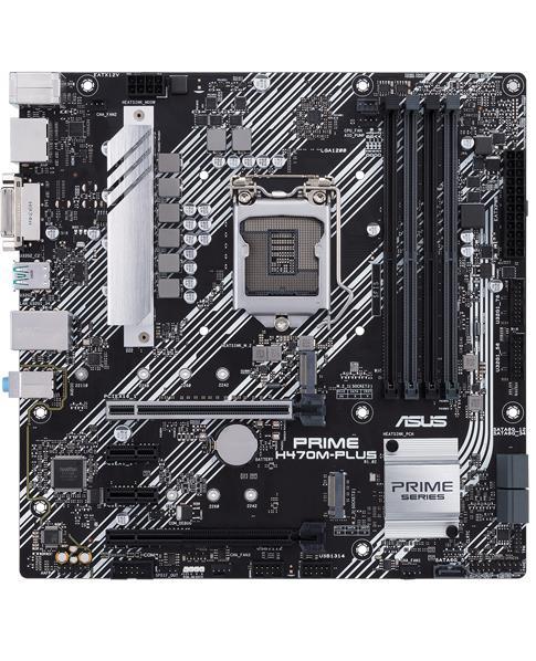 SCHEDA MADRE PRIME H470M-PLUS (90MB1350-M0EAY0) SK 1200 - PIANURA Informatica