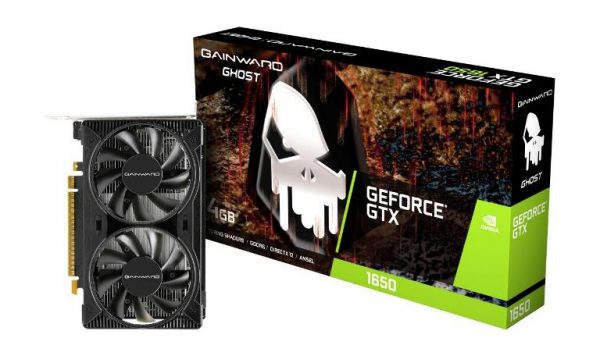 SCHEDA VIDEO GEFORCE GTX1650 D6 GHOST 4 GB PCI-E (471056224-1914) - PIANURA Informatica