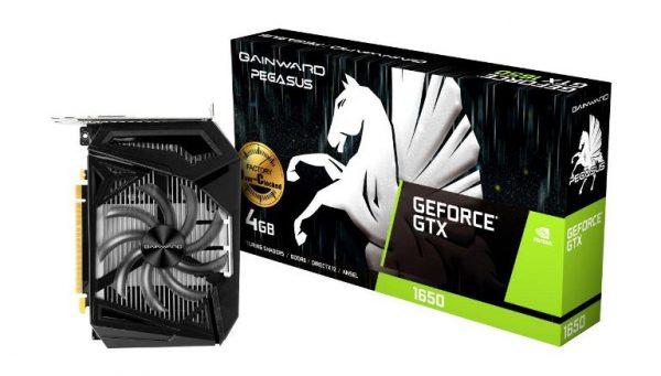 SCHEDA VIDEO GEFORCE GTX1650 D6 PEGASUS OC 4 GB PCI-E (471056224-1839) - PIANURA Informatica
