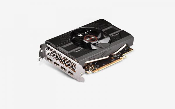 SCHEDA VIDEO PULSE RADEON RX5500 XT SF 4GB HDMI / TRIPLE DP - PIANURA Informatica