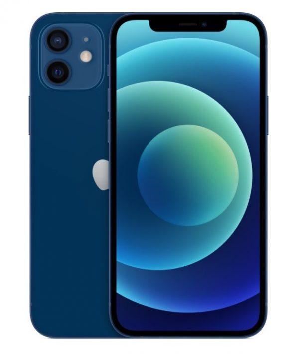 SMARTPHONE IPHONE 12 64GB BLUE 5G (MGJ83QL/A) - PIANURA Informatica