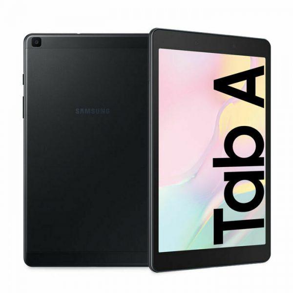 "TABLET GALAXY TAB A T295 8"" 32GB 4G LTE BLACK (SM-T295NZKAITV) - PIANURA Informatica"