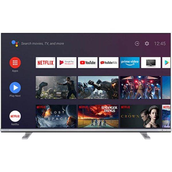 "TV LED 43"" 43UA4B63DG ULTRA HD 4K SMART TV WIFI DVB-T2 - PIANURA Informatica"