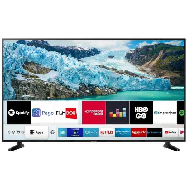 "TV LED 50"" UE50RU7092 ULTRA HD 4K SMART TV WIFI DVB-T2 - PIANURA Informatica"