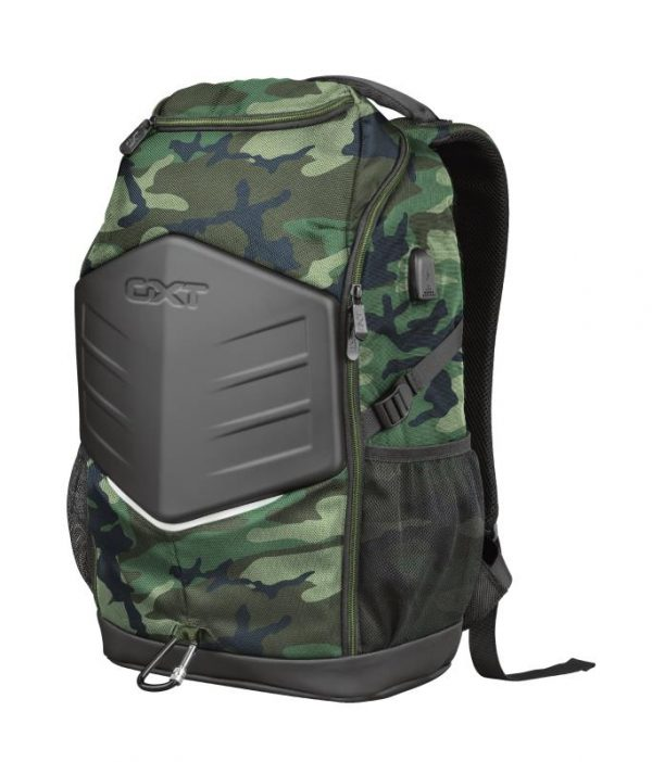 "BORSA ZAINO GXT 1255 OUTLAW GAMING BACKPACK PER NOTEBOOK 15"" (23302) - PIANURA Informatica"