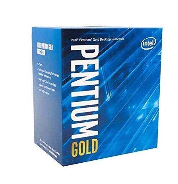 CPU PENTIUM G6500 SK 1200 BOX (BX80701G6500) - PIANURA Informatica