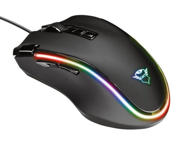 MOUSE GXT188 LABAN RGB GAMING (21789) ILLUMINAZIONE LED RGB - PIANURA Informatica