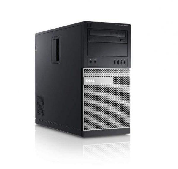 PC OPTIPLEX 9020 MT INTEL CORE I5-4590S 8GB 500GB WINDOWS 7 PRO (INSTALLARE CON PRODUCT KEY DELL'ETICHETTA) - RICONDIZIONATO - GAR. 12 MESI - PIANURA Informatica
