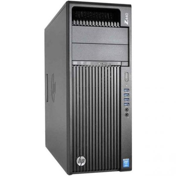PC SERVER/WORKSTATION Z440 INTEL XEON E5-1603V3 32GB 2TB - RICONDIZIONATO - GAR. 12 MESI - PIANURA Informatica