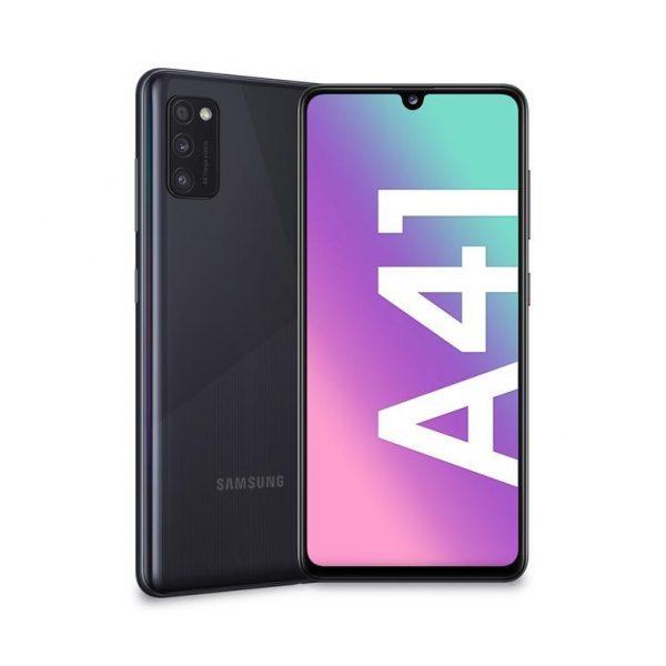 SMARTPHONE GALAXY A41 (A415F) 64GB PRISM CRUSH BLACK - DUAL SIM - BRAND OPERATORE - PIANURA Informatica