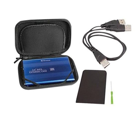 """BOX ESTERNO PER HD 2.5"""" SATA USB 3.0 (29004) - PIANURA Informatica"""