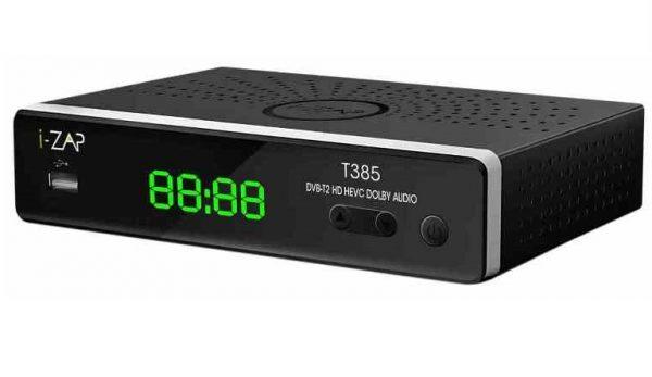 DECODER DIGITALE TERRESTRE T385 HD HEVC USB DVB-T/T2 - PIANURA Informatica