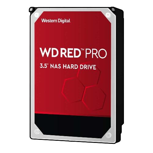 "HARD DISK RED PRO 12 TB SATA 3 3.5"" (WD121KFBX) - PIANURA Informatica"