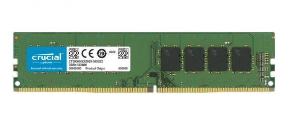 MEMORIA DDR4 8 GB PC3200 MHZ (1X8) (CT8G4DFRA32A) - PIANURA Informatica