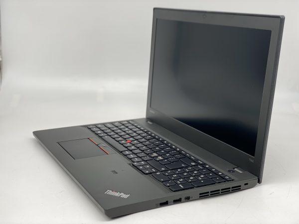 "NOTEBOOK THINKPAD T560 15.6"" INTEL CORE I7-6600U 32GB 256GB SSD WINDOWS 10 PRO - RICONDIZIONATO - GAR. 12 MESI - PIANURA Informatica"