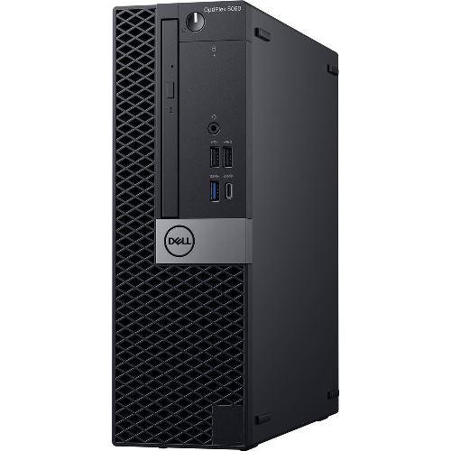 PC OPTIPLEX 5060 SFF INTEL CORE I5-8500 8GB 256GB SSD WINDOWS 10 PRO - RICONDIZIONATO - GAR. 12 MESI - PIANURA Informatica