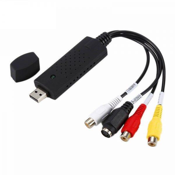 SCHEDA CATTURA VIDEO Q-HD31 - USB VIDEO CAPTURE CARD ADATTATORE - PIANURA Informatica
