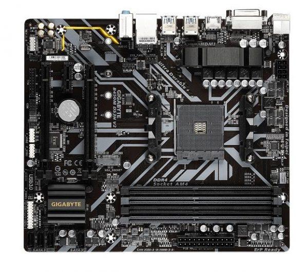 SCHEDA MADRE GA-B450M-DS3H V2 SK AM4 - PIANURA Informatica