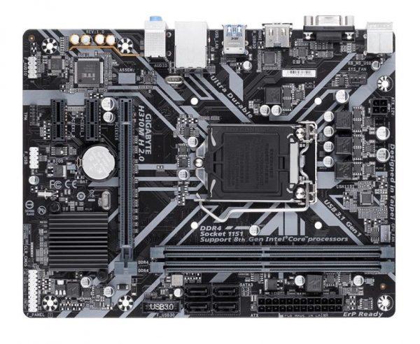 SCHEDA MADRE GA-H310M-H 2.0 (V1.0) SK 1151 - PIANURA Informatica
