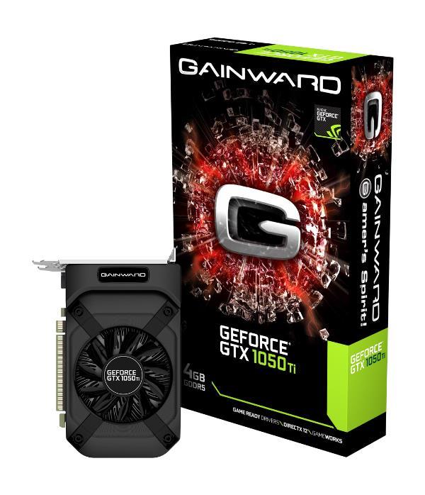 SCHEDA VIDEO GEFORCE GTX 1050 TI 4GB GDDR5 (471056224-1310) - PIANURA Informatica
