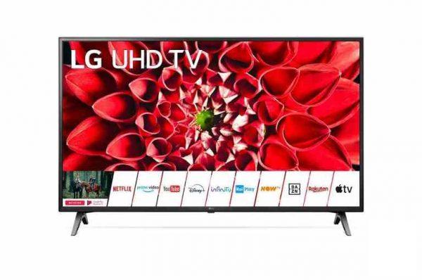 "TV LED 43"" 43UN71003 ULTRA HD 4K SMART TV WIFI DVB-T2 - PIANURA Informatica"