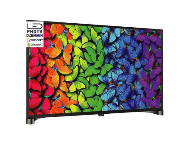 "TV LED 49"" ASSTV4920FHDS FULL HD DVB-T2 SMART TV ANDROID - PIANURA Informatica"