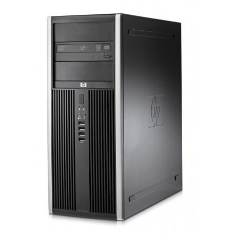 PC ELITE 8000 INTEL CORE2 DUO E8500 4GB 320GB - RICONDIZIONATO - GAR. 6 MESI - PIANURA Informatica