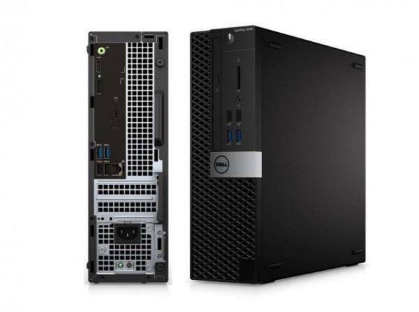 PC OPTIPLEX 3040 SFF INTEL CORE I5-6400 8GB 256GB SSD WINDOWS 10 PRO (DA INSTALLARE CON ETICHETTA PRODUCT KEY) - RICONDIZIONATO - GAR. 12 MESI - PIANURA Informatica