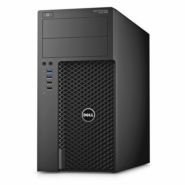 PC SERVER/WORKSTATION PRECISION 3620 INTEL XEON E3-1240V5 32GB 256GB SSD - RICONDIZIONATO - GAR. 12 MESI - PIANURA Informatica