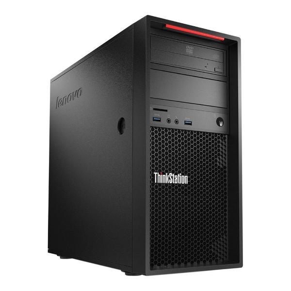 PC WORKSTATION P300 INTEL XEON E3-1246 V3 32GB 512GB SSD QUADRO K600 WINDOWS 7 PRO COA (DA INSTALLARE CON ETICHETTA PRODUCT KEY) - RICONDIZIONATO - GAR. 12 MESI - PIANURA Informatica