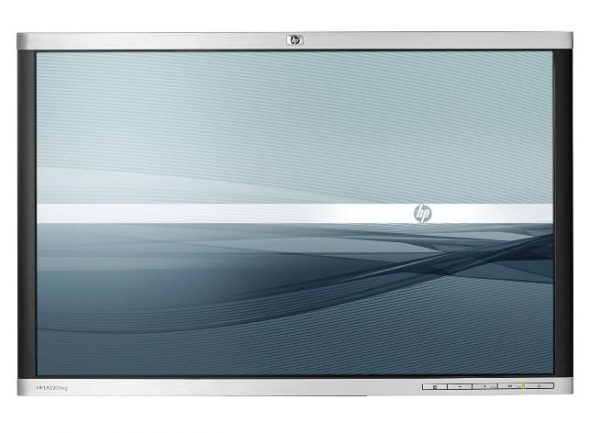 """MONITOR 22"""" LA2205WG LCD HD - NO STAND/BASE - RICONDIZIONATO - GAR. 6 MESI - PIANURA Informatica"""