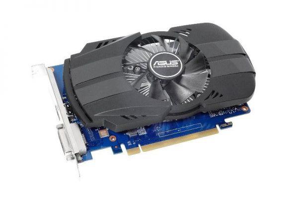(OUTLET) SCHEDA VIDEO GEFORCE GT1030 PH-GT1030-O2G 2 GB PCI-E (90YV0AU0-M0NA00) - PIANURA Informatica