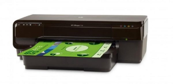 (OUTLET) STAMPANTE OFFICEJET 7110 WIRELESS A3 (CR768A) - PIANURA Informatica