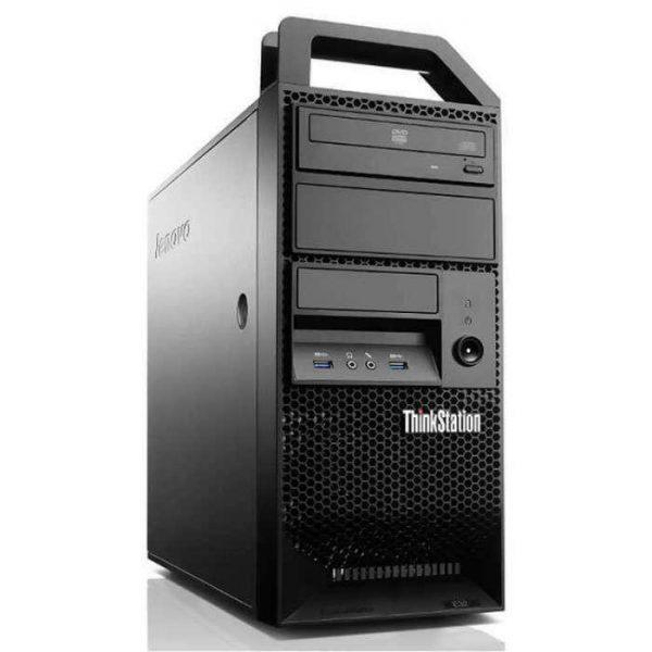 PC WORKSTATION E32 INTEL XEON E3-1245 V3 16GB 250GB SSD QUADRO K600 WINDOWS 7 PRO COA (DA INSTALLARE CON ETICHETTA PRODUCT KEY) - RICONDIZIONATO - GAR. 12 MESI - PIANURA Informatica