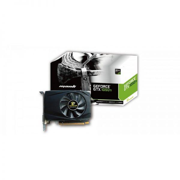 SCHEDA VIDEO GEFORCE GTX1050 TI 4 GB PCI-E (N580105TIM14341) - PIANURA Informatica