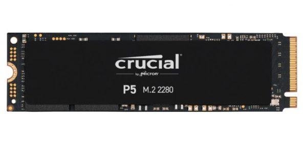 HARD DISK SSD P5 2TB M.2 NVME 2280S (CT2000P5SSD8) - PIANURA Informatica