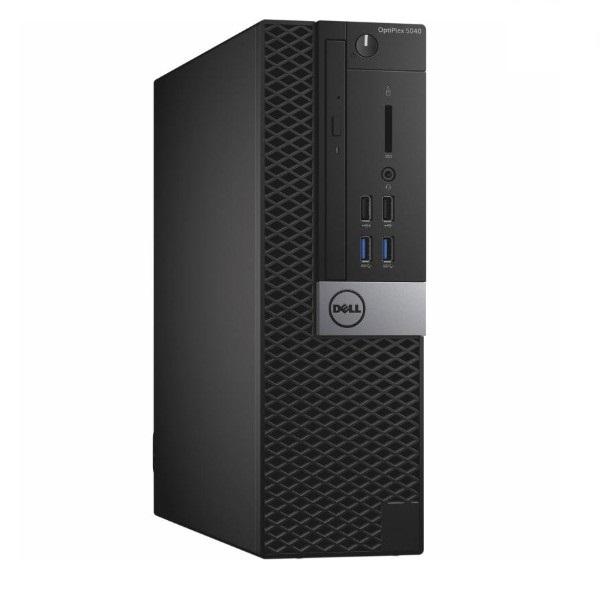 PC OPTIPLEX 5050 SFF INTEL CORE I7-7700 16GB 256GB SSD WINDOWS 10 PRO - RICONDIZIONATO - GAR. 12 MESI - PIANURA Informatica