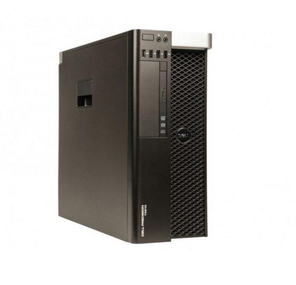 PC SERVER/WORKSTATION PRECISION T3600 INTEL XEON E5-1607 8GB 500GB WINDOWS 7 PRO - RICONDIZIONATO - GAR. 12 MESI - PIANURA Informatica