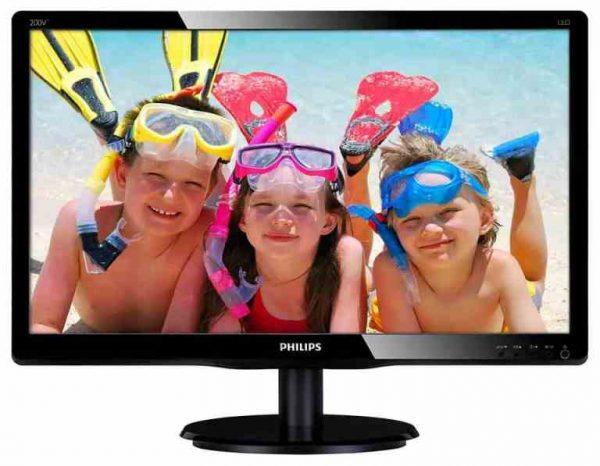 "MONITOR 19.5"" 200V4QSBR/00 LED FULL HD - PIANURA Informatica"