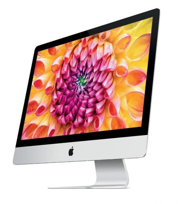 """PC IMAC 21.5"""" ALL IN ONE INTEL CORE I5-3330S 8GB 1TB MAC OS (MD093-2) LATE 2012 - RICONDIZIONATO - GAR. 12 MESI - PIANURA Informatica"""
