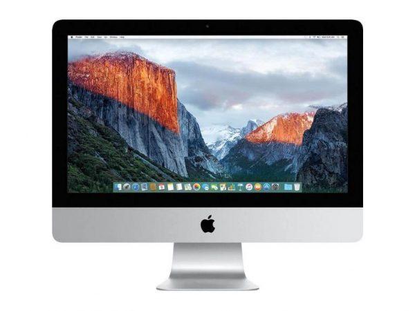 "PC IMAC 21.5"" ALL IN ONE INTEL CORE I5-4570R 8GB 121GB SSD + 1TB HDD MAC OS (ME086/8) LATE 2013 - RICONDIZIONATO - GAR. 12 MESI - PIANURA Informatica"