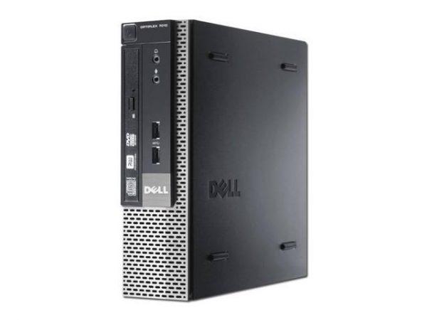 PC OPTIPLEX 7010 USFF INTEL CORE I5-3550 8GB 256GB SSD WINDOWS 8 PRO - RICONDIZIONATO - GAR. 12 MESI - PIANURA Informatica