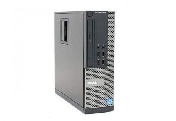 PC OPTIPLEX 9020 SFF INTEL CORE I7-4770 8GB 240GB SSD (HD NUOVO) - PC RICONDIZIONATO - GAR. 12 MESI - PIANURA Informatica