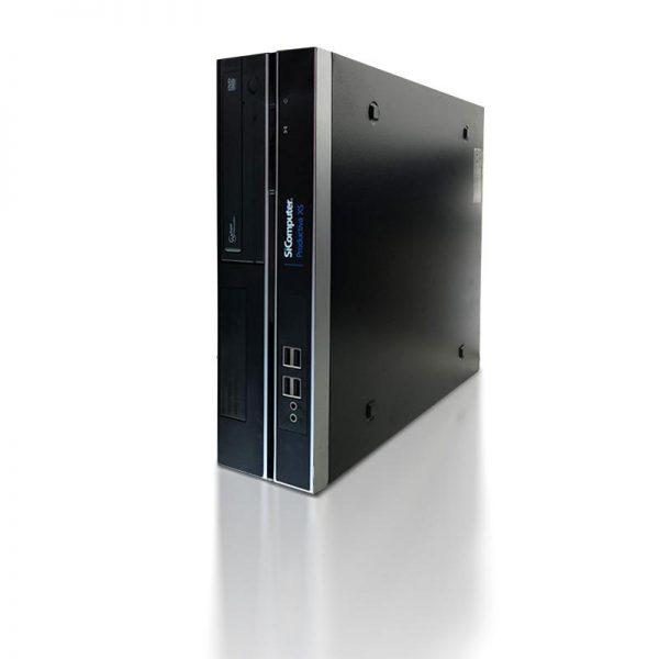 PC PRODUCTIVA XS DT INTEL CORE I5-4570T 4GB 500GB WINDOWS 8 PRO - RICONDIZIONATO - GAR. 12 MESI - PIANURA Informatica