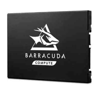 """HARD DISK SSD 480GB BARRACUDA Q1 SATA 3 2.5"""" (ZA480CV1A001) - PIANURA Informatica"""