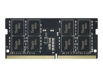 MEMORIA SO-DDR4 16 GB PC2666 (1X16) (TED416G2666C19-S01) - PIANURA Informatica