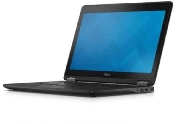 """NOTEBOOK LATITUDE E7250 12.5"""" TOUCH INTEL CORE I7-5600U 8GB 256GB SSD WINDOWS 10 PRO - RICONDIZIONATO - GAR. 12 MESI - PIANURA Informatica"""