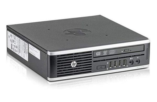 PC ELITE 8300 USDT INTEL CORE I7-3770S 8GB 128GB SSD WINDOWS COA - BOX - RICONDIZIONATO - GAR. 6 MESI - PIANURA Informatica